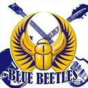 logo da Blue Beetles