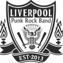 logo da Liverpool P. Rock Band