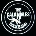 logo da The Calangles Rock Band